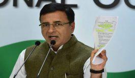 BJP पर कांग्रेस का तंज, कहा- अर्थव्यवस्था में मंदी, विदेशों से मंगवा रहे दाल