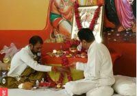 श्रीराम की भक्ति में डूबे नाथ