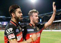 कोहली ने एबी डिविलियर्स को छठे नंबर पर बल्लेबाजी के लिए भेजा