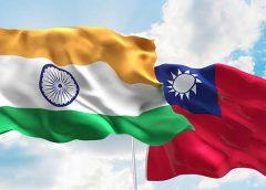 भारत-ताइवान दोस्ती पर भड़का चीन, कहा- हिंदुस्तान उठाने जा रहा बड़ा खतरा