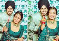 सिंगर नेहा कक्कड़ और रोहनप्रीत सिंह ने शादी रचाई..