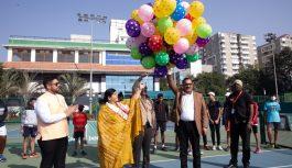 स्व. श्रीमती विद्या देवी कक्कड़ स्मृति में हुआ टूर्नामेंट का आगाज