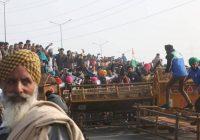 दिल्ली के नांगलोई में दर्ज FIR में 40 नेताओं के नाम दर्ज होने की ख़बर