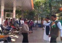 पेट्रोल पंप संचालक बोले समर्थन से बंद होना था, जबरन नहीं, पीसी शर्मा समेत 100 से ज्यादा गिरफ्तार