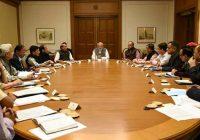 पीएम की अगुवाई में हुई कैबिनेट बैठक,केंद्रीय मंत्री अनुराग ठाकुर ने दी जानकारी