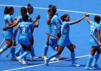 Tokyo Olympic 2020- महिला हॉकी में शानदार प्रदर्शन, वंदना बनीं ओलिंपिक महिला हॉकी में हैट्रिक मारने वाली पहली भारतीय