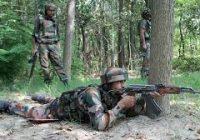 जम्मू-कश्मीर में सेना ने किए अबतक 3 आतंकी ढेर,अब टारगेट पर पांच