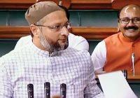 प्रज्ञा ठाकुर के विवादित बयान पर  ओवैसी ने पूछा- सरकार बताए गोडसे देशभक्त या कातिल?